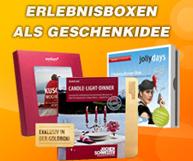 Erlebnisboxen - Uebersicht zu interessanten Geschenkidee jenseits vom Thema Braukurs