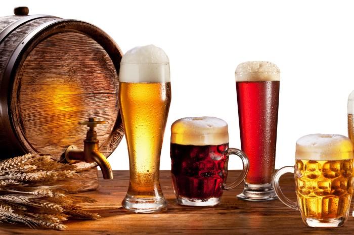 Bei einem Braukurs bzw. Bierverkostung lernt man alle Schritte des Bierbrauens kennen.